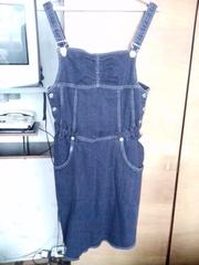 Продам: Сарафан для беременных,  новый,  размер 46-48,  ткань джинсовая