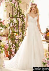 Свадебные платья 2017. Новая коллекция
