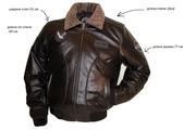 ПИЛОТ куртка кожаная