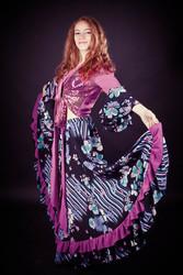 цыганские платья, восточные наряды, кимоно пошив и прокат.услуги швеи