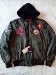 Куртка мужская демисезонная американский стиль