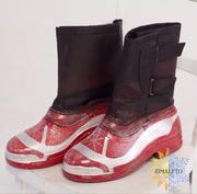 Ботинки Деда Мороза,  обувь  Деда Мороза