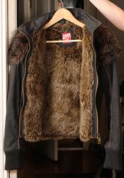 Теплая женская куртка Miss Sixty (Италия,  размер S)